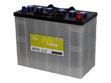 Batteri 142Ah/12V/342x172x284 <br />Start - Auto - STD