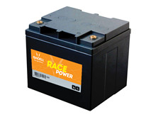 Batteri 56Ah/12V/198x167x172 HD <br />Traction - AGM - Deep Cycle