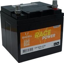 Batteri 56Ah/12V/198x167x172 <br />Drift - AGM - Deep Cycle