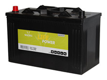 Batteri 110Ah/12V/342x172x239 <br />Start - Auto - STD