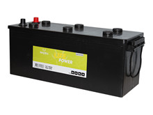 Batteri 140Ah/12V/513x189x220 <br />Start - Auto - STD