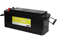 Batteri 135Ah/12V/509x175x206 <br />Start - Auto - STD