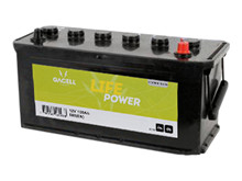 Batteri 143Ah/12V/509x175x206 <br />Start - Auto - STD
