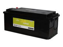 Batteri 143Ah/12V/513x218x210 <br />Start - Auto - STD