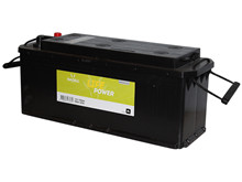 Batteri 150Ah/12V/509x175x206 <br />Start - Auto - STD