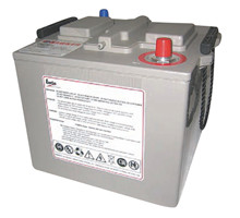 Batteri 126Ah/12V/286x269x230 <br />Start - Auto - AGM