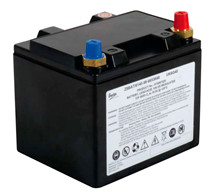 Batteri 42Ah/12V/196x165x188 <br />Start - Auto - AGM