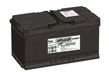 Batteri 95Ah/12V/353x175x190 <br />Start - Auto - AGM