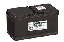 Batteri 95Ah/12V/353x175x190 <br />Start - Auto - AGM