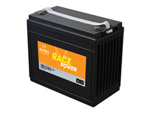 Batteri 135Ah/12V/342x172x284 <br />Traction - AGM - Deep Cycle