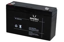 Batteri 12Ah/6V/151x51x94 <br />Drift - AGM - General Purpose
