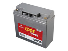 Batteri 18Ah/12V/181x77x167 <br />Drift - GEL - Deep Cycle