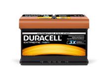 Batteri 70Ah/12V/278x175x190 <br />Start - Auto - AGM
