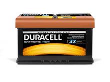 Batteri 80Ah/12V/310x175x190 <br />Start - Auto - AGM