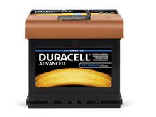 Batteri 44Ah/12V/207x175x175 <br />Start - Auto - SMF