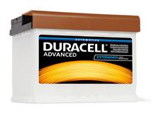 Batteri 50Ah/12V/207x175x190 <br />Start - Auto - SMF