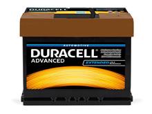Batteri 50Ah/12V/207x175x175 <br />Start - Auto - SMF