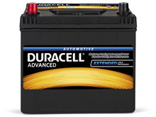 Batteri 60Ah/12V/230x170x220 <br />Start - Auto - SMF