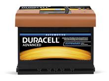 Batteri 60Ah/12V/242x175x175 <br />Start - Auto - SMF