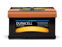 Batteri 80Ah/12V/310x175x175 <br />Start - Auto - SMF