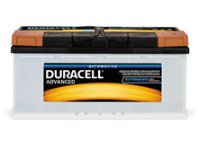 Batteri 110Ah/12V/393x175x190 <br />Start - Auto - SMF