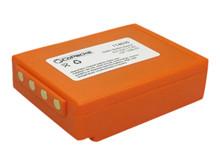 Batteri 1,7Ah/6V - Kompatibel <br />Elektronik - Ni-Mh