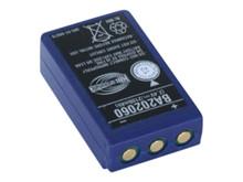 Batteri 2,1Ah/2,4V - Original <br />Elektronik - Ni-Mh