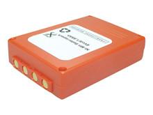 Batteri 1,65Ah/6V - Kompitabel <br />Elektronik - Ni-Mh