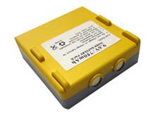 Batteri 0,75Ah/9,6V - Kompatibel <br />Elektronik - Ni-Mh