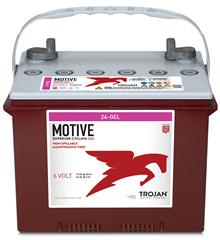 Batteri 77Ah/12V/276x168x235 <br />Drift - GEL - Deep Cycle