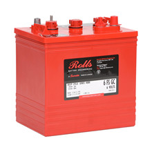 Batteri 215Ah/6V/260x181x276 <br />Drift - Flooded - Deep Cycle