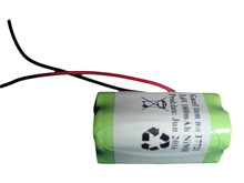 Battery 2,0Ah/3,6V <br />Stationary - Ni-Mh - Compatible