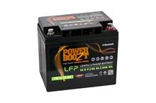 Batteri 50Ah/12,8V/198x167x172 <br />Drift - Li-Ion
