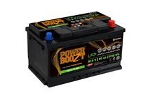 Batteri 90Ah/12,8V/315x175x190 <br />Drift - Li-Ion
