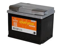 Batteri 60Ah/12V/242x175x190 <br />Start - Auto - Start/Stop