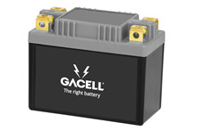 Batteri 19,2Wh/12V/107x56x85  <br />Start - MC - Li-Ion