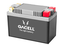 Batteri 4Ah/12V/134x65x92 <br />Start - MC - Li-Ion