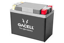 Batteri 5Ah/12V/165x86x130 <br />Start - MC - Li-Ion