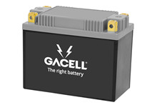 Batteri 8Ah/12V/165x86x130 <br />Start - MC - Li-Ion