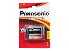Batteri 1,6Ah/6V - 2CR5 <br />Elektronik - Lithium