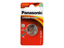 Batteri 0,62Ah/3V - CR2450 <br />Elektronik - Knapceller