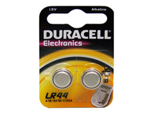 Batteri 0,12Ah/1,5V - LR44 <br />Elektronik - Knapceller