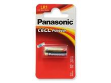 Batteri 0,9Ah/1,5V - LR1 <br />Elektronik - Alkaline