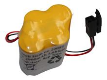 Batteripakke 2,9Ah/6V - Komplet <br />Elektronik - Lithium