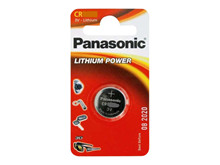 Batteri 0,055Ah/3V - CR1616 <br />Elektronik - Knapceller