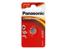 Batteri 0,035Ah/3V - CR1220 <br />Elektronik - Knapceller