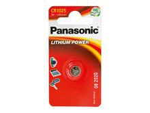 Batteri 0,030Ah/3V - CR1025 <br />Elektronik - Knapceller