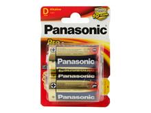 Batteri 1,5V - D <br />Elektronik - Alkaline