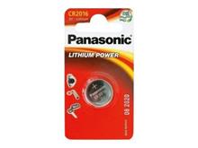 Batteri 0,09Ah/3V - CR2016 <br />Elektronik - Knapceller