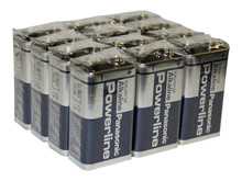 Batteri 0,55Ah/9V - Block <br />Elektronik - Alkaline